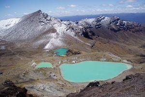 Tongariro trekking